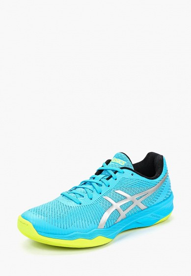 Кроссовки, ASICS, цвет: голубой. Артикул: AS455AWCWST3. Обувь / Кроссовки и кеды / Кроссовки