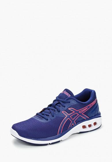 Кроссовки, ASICS, цвет: синий. Артикул: AS455AWCWST6. Обувь / Кроссовки и кеды / Кроссовки