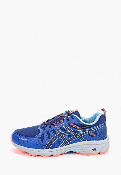 Кроссовки, ASICS, цвет: синий. Артикул: AS455AWFPWZ9. Обувь / Кроссовки и кеды / Кроссовки