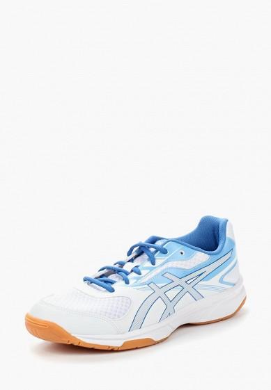 Кроссовки, ASICS, цвет: белый. Артикул: AS455AWUMG07. Обувь / Кроссовки и кеды / Кроссовки
