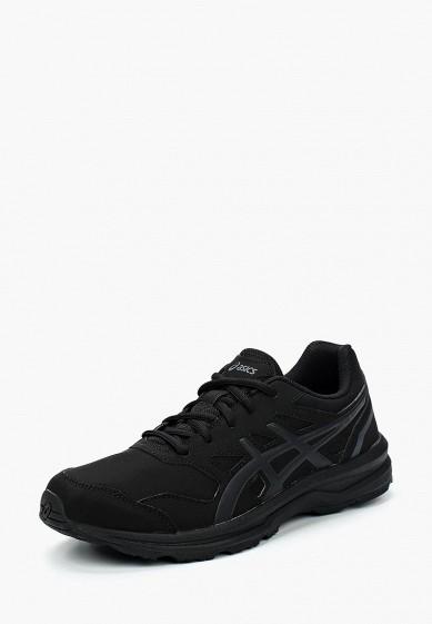 Кроссовки, ASICS, цвет: черный. Артикул: AS455AWZTQ41. Обувь / Кроссовки и кеды / Кроссовки