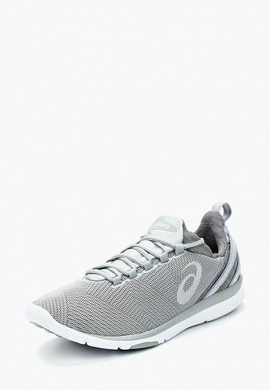 Кроссовки, ASICS, цвет: серый. Артикул: AS455AWZTQ42. Обувь / Кроссовки и кеды / Кроссовки