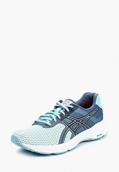 Кроссовки, ASICS, цвет: синий. Артикул: AS455AWZTQ75. Обувь / Кроссовки и кеды / Кроссовки