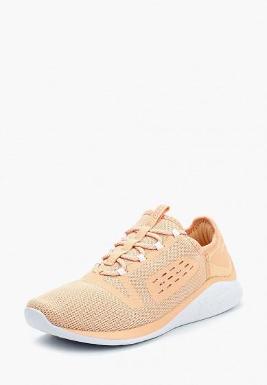 Кроссовки, ASICS, цвет: бежевый. Артикул: AS455AWZTQ93. Обувь / Кроссовки и кеды / Кроссовки