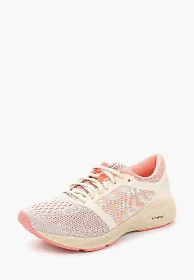 Кроссовки, ASICS, цвет: коралловый. Артикул: AS455AWZTQ98. Обувь / Кроссовки и кеды / Кроссовки
