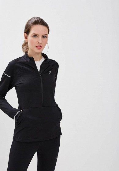 Лонгслив спортивный ASICS LITE-SHOW WINTER LS 1/2 ZIP TOP