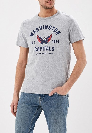 Футболка Atributika & Club™ NHL Washington Capitals
