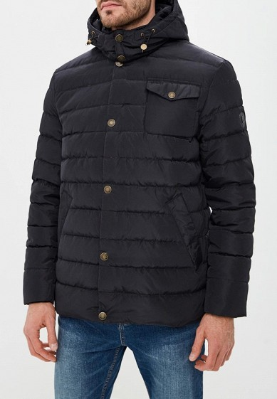 Пуховик, Baon, цвет: черный. Артикул: BA007EMCLAG1. Одежда / Верхняя одежда / Пуховики и зимние куртки