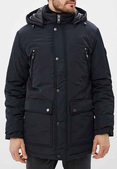 Куртка утепленная, Baon, цвет: черный. Артикул: BA007EMCLAH7. Одежда / Верхняя одежда / Пуховики и зимние куртки