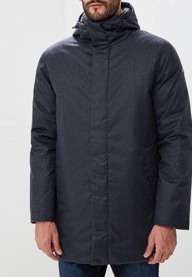 Куртка утепленная, Baon, цвет: серый. Артикул: BA007EMCLAI7. Одежда / Верхняя одежда / Пуховики и зимние куртки
