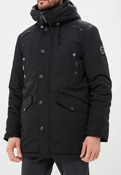 Куртка утепленная, Baon, цвет: черный. Артикул: BA007EMCLAS5. Одежда / Верхняя одежда / Пуховики и зимние куртки