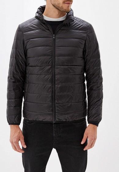 Пуховик, Baon, цвет: черный. Артикул: BA007EMGDCO5. Одежда / Верхняя одежда
