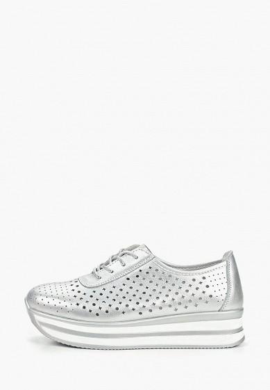 Кроссовки, Baden, цвет: серебряный. Артикул: BA993AWDOJI3. Обувь / Кроссовки и кеды / Кроссовки