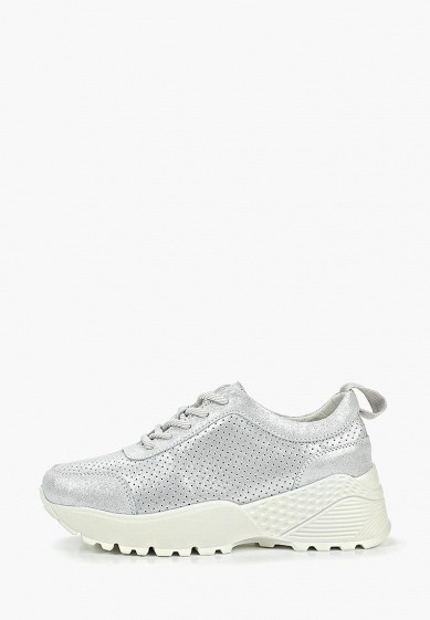 Кроссовки, Baden, цвет: серебряный. Артикул: BA993AWDOJL5. Обувь / Кроссовки и кеды / Кроссовки