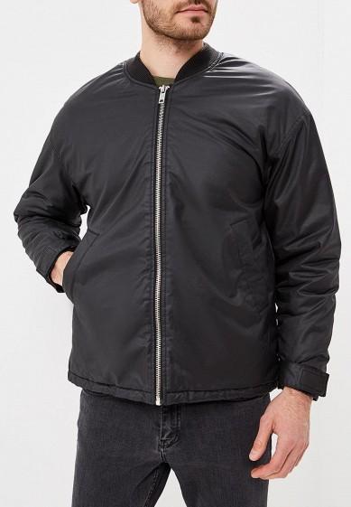 Куртка утепленная, Befree, цвет: черный. Артикул: BE031EMBVVQ4. Одежда / Верхняя одежда / Пуховики и зимние куртки