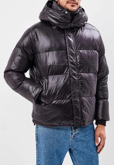 Куртка утепленная, Befree, цвет: черный. Артикул: BE031EMCYIQ9. Одежда / Верхняя одежда / Пуховики и зимние куртки