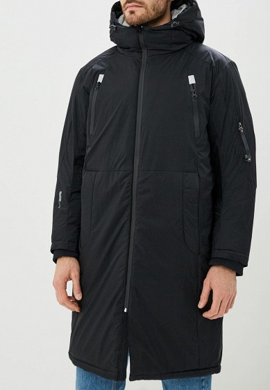 Куртка утепленная, Befree, цвет: черный. Артикул: BE031EMCYIR3. Одежда / Верхняя одежда / Пуховики и зимние куртки