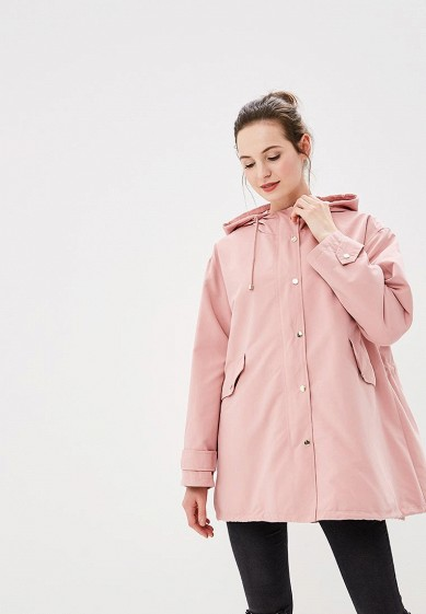 Куртка, Befree, цвет: розовый. Артикул: BE031EWBXHQ7. Одежда / Верхняя одежда