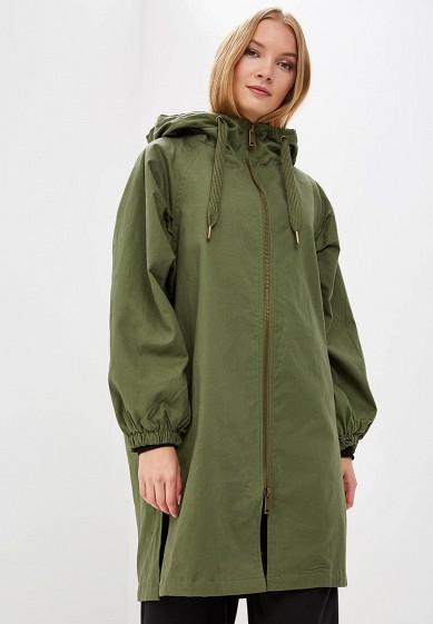 Куртка, Befree, цвет: хаки. Артикул: BE031EWBXIQ0. Одежда / Верхняя одежда