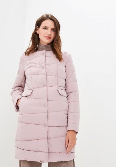 Куртка утепленная, Befree, цвет: розовый. Артикул: BE031EWBXIR6. Одежда / Верхняя одежда
