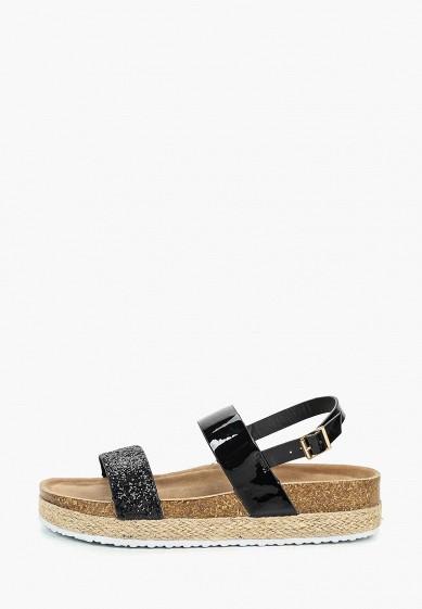 Сандалии, Beppi, цвет: черный. Артикул: BE099AWEMPT7. Обувь
