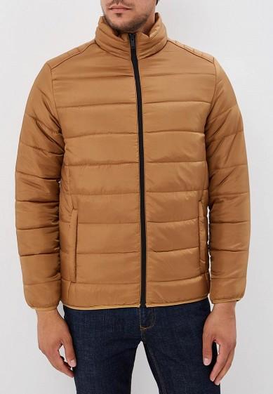 Куртка утепленная, Brave Soul, цвет: бежевый. Артикул: BR019EMBSKM7. Одежда / Верхняя одежда