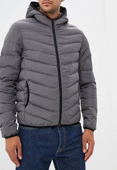 Куртка утепленная, Brave Soul, цвет: серый. Артикул: BR019EMBSKM9. Одежда / Верхняя одежда