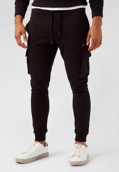 Брюки спортивные Burton Menswear London за 2 290 ₽. в интернет-магазине Lamoda.ru