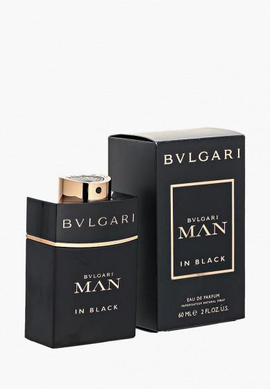 Парфюмерная вода Bvlgari Man In Black 60 мл за 5 590 ₽. в интернет-магазине Lamoda.ru