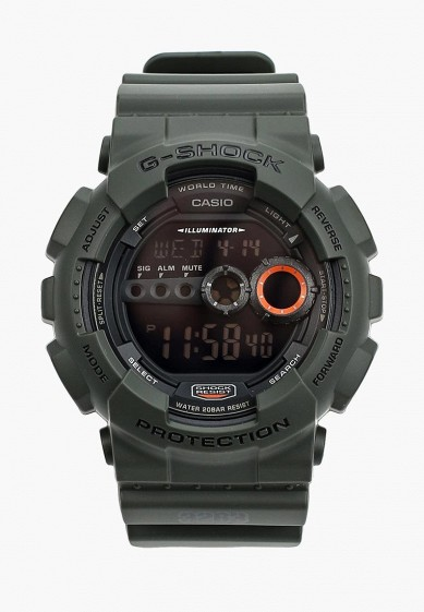 Часы Casio CASIO G-SHOCK GD-100MS-3E