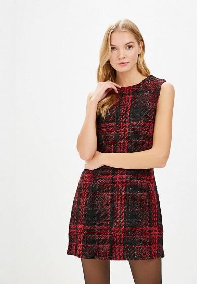 Платье, Care of You, цвет: бордовый. Артикул: CA084EWCVUC3. Одежда / Платья и сарафаны