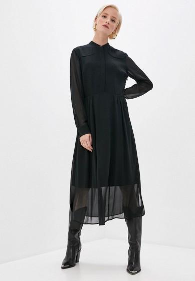 Платье Calvin Klein за 19 990 ₽. в интернет-магазине Lamoda.ru