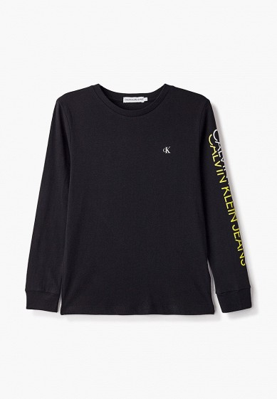 Лонгслив Calvin Klein Jeans за 3 490 ₽. в интернет-магазине Lamoda.ru