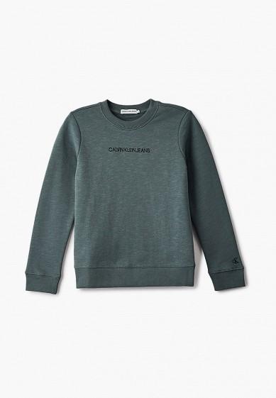 Свитшот Calvin Klein Jeans за 5 490 ₽. в интернет-магазине Lamoda.ru