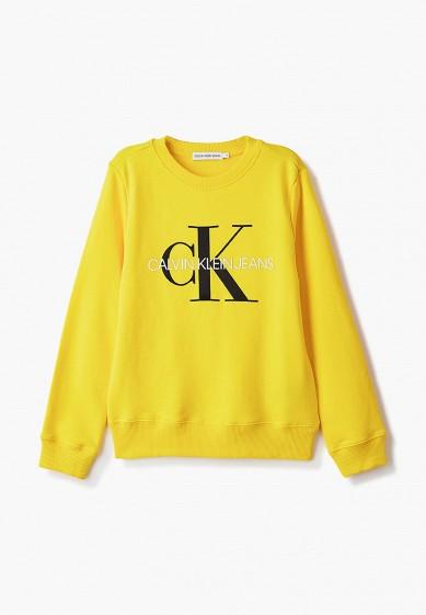Свитшот Calvin Klein Jeans за 6 490 ₽. в интернет-магазине Lamoda.ru