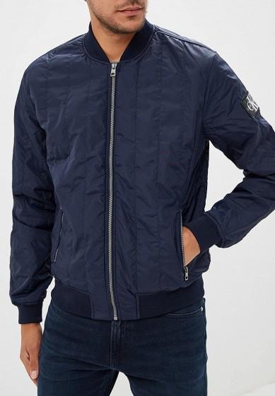 aa318623425 Куртка утепленная Calvin Klein Jeans купить за 8 850 руб CA939EMBTHM7 в  интернет-магазине Lamoda.ru