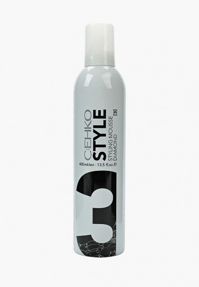 Пена для укладки Cehko Диамант, Style styling mousse diamond, 400 мл