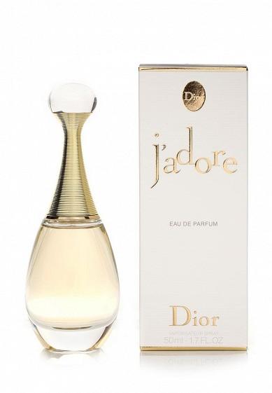 Парфюмерная вода Christian Dior J adore 50 мл купить за 4 990 руб  CH587LWEB544 в интернет-магазине Lamoda.ru 4ec283c54e5