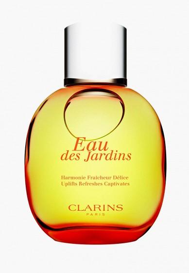 Парфюмерная вода Clarins EAU DES JARDINS, 100 мл за 2 755 ₽. в интернет-магазине Lamoda.ru