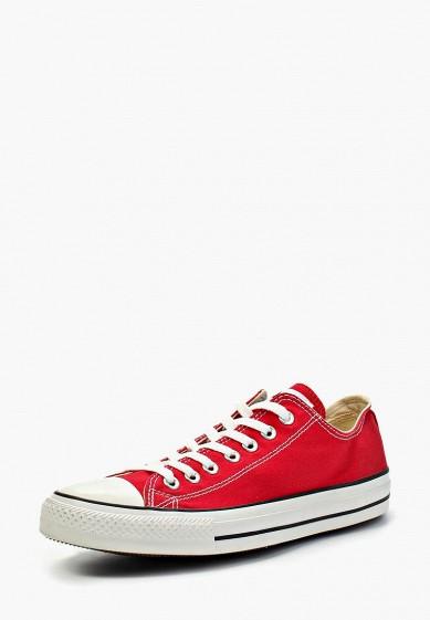 cfd5dbbeb989 Кеды Converse ALL STAR OX RED купить за 4 990 руб CO011AUFZ701 в  интернет-магазине Lamoda.ru