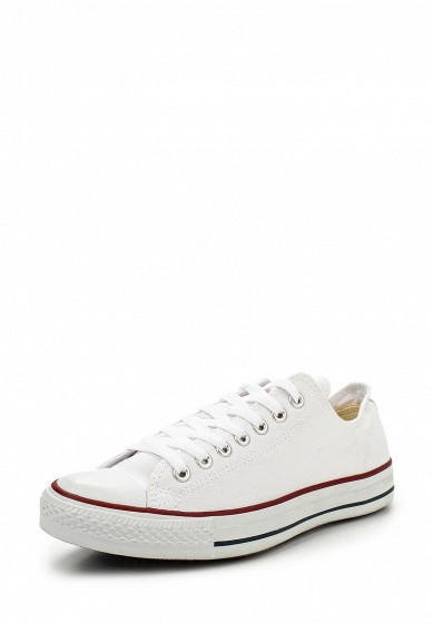 d2cf9150df8e Кеды Converse ALL STAR OX OPTICAL WHITE купить за 4 990 руб CO011AUHU957 в  интернет-магазине Lamoda.ru