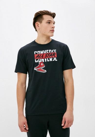 Футболка Converse за 2 400 ₽. в интернет-магазине Lamoda.ru
