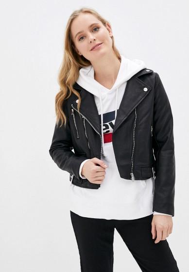 Code Куртка кожаная