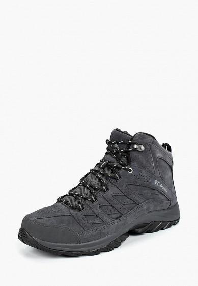 258d61cd3f5e Ботинки Columbia CRESTWOOD™ MID SUEDE купить за 5 590 руб CO214AMCPQH9 в  интернет-магазине Lamoda.ru