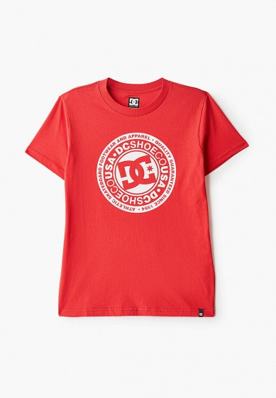 Футболка DC Shoes CIRCLE STAR  SS B TEES