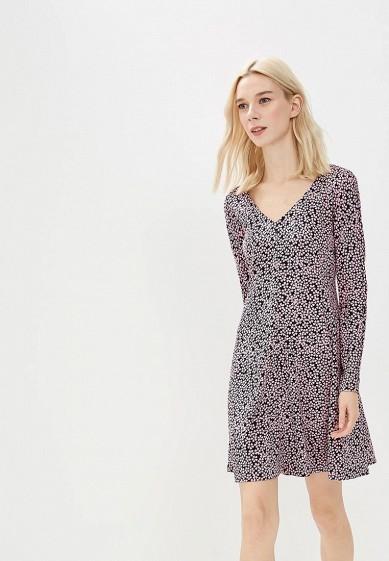 Платье, Diane von Furstenberg, цвет: розовый. Артикул: DI001EWBSVL1. Одежда / Платья и сарафаны
