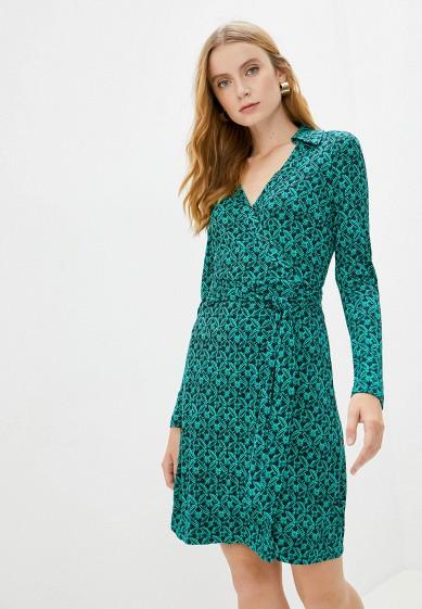 Платье Diane von Furstenberg за 35 392 ₽. в интернет-магазине Lamoda.ru