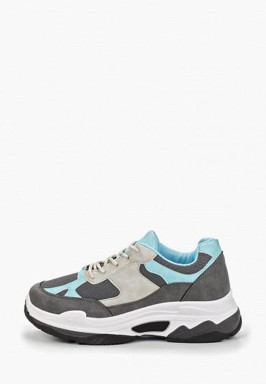 Кроссовки, Dino Albat, цвет: серый. Артикул: DI045AWEOKQ6. Обувь / Кроссовки и кеды / Кроссовки