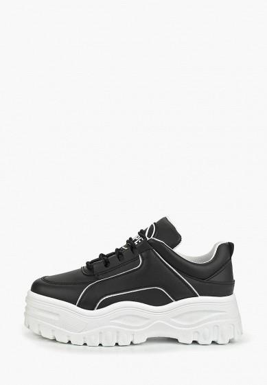 Кроссовки, Dino Albat, цвет: черный. Артикул: DI045AWEOKS3. Обувь / Кроссовки и кеды / Кроссовки