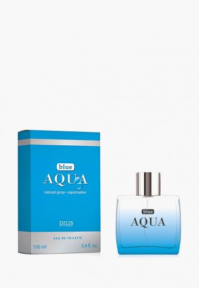 """Dilis Parfum Туалетная вода """"Blue Aqua""""(Блю Аква) 100 мл"""